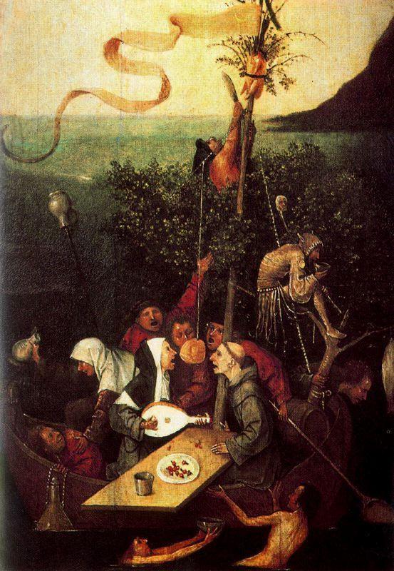 La nave de los locos durante el tercer milenio - Derecho a Réplica